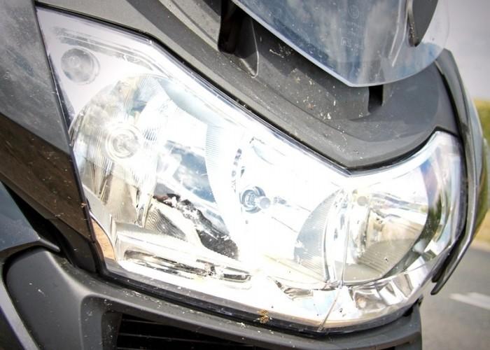 BMW R1200 RT przod