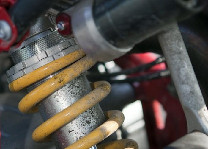 amortyzator tylny 848 evo ducati test 2011 poznan f1 04