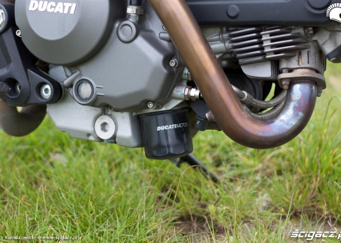 filtr Ducati Monster 796