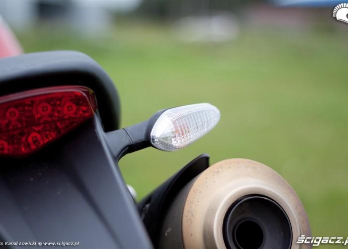 kierunek Ducati Monster 796