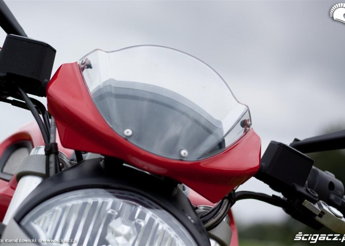 owiewka Ducati Monster