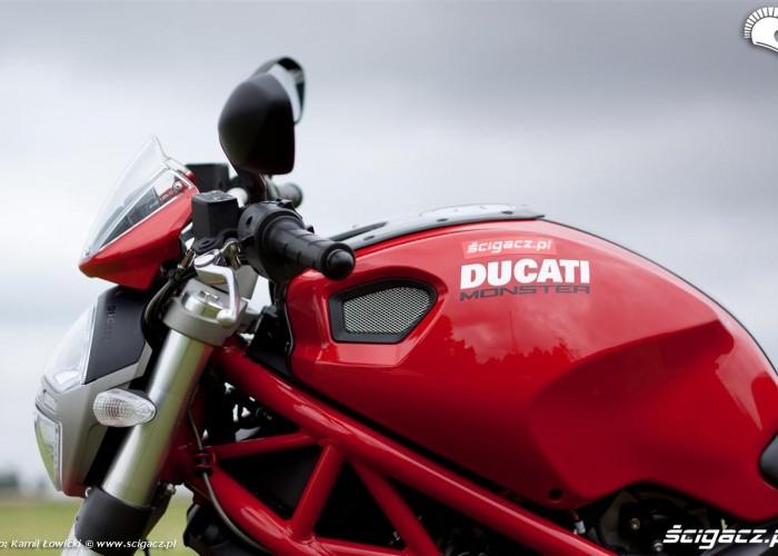 profil Ducati Monster 796