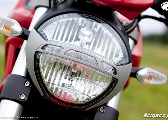 reflektor Ducati Monster 796