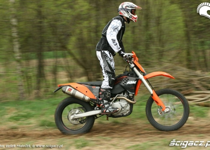 KTM 300EXC E ofroad