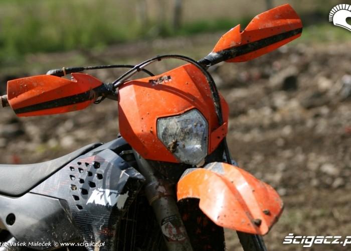 KTM 300EXC E reflektor