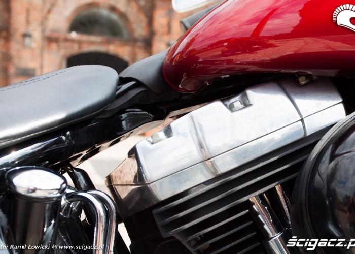 glowica Harley Davidson Softail Slim
