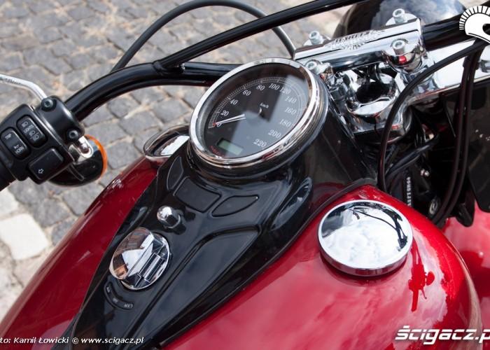 kierownica Harley Davidson Softail Slim