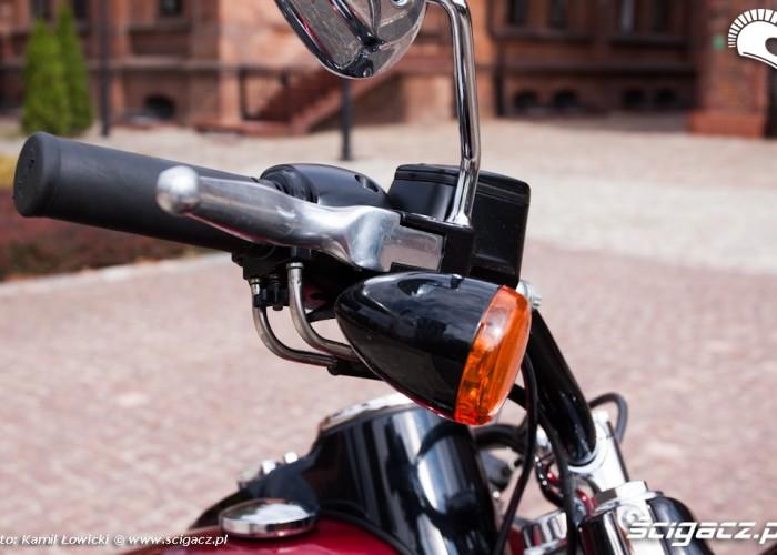 kierunkowskaz Harley Davidson Softail Slim