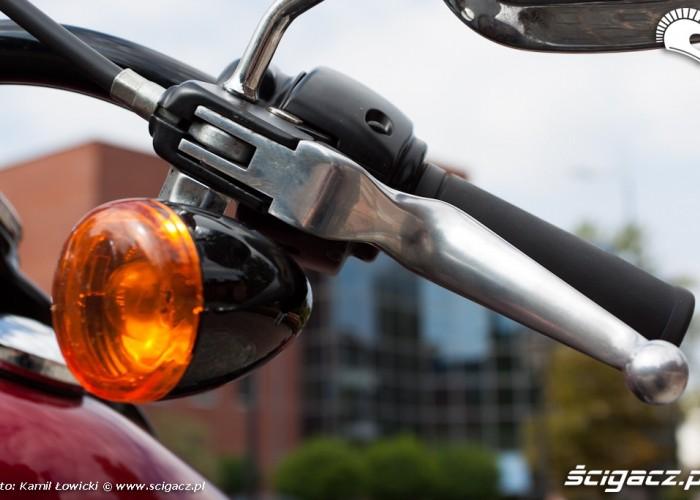klamka Harley Davidson Softail Slim