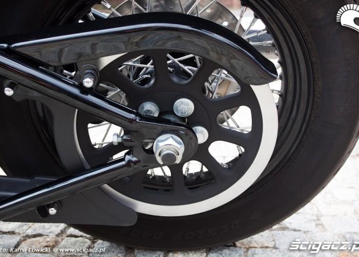 kolo pasowe Harley Davidson Softail Slim