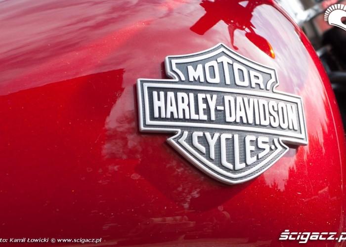 logo Harley Davidson Softail Slim
