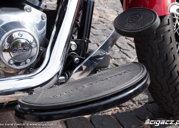 podozek Harley Davidson Softail Slim