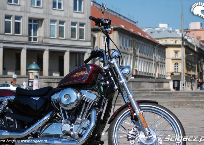 72 Harley Davidson Sportster