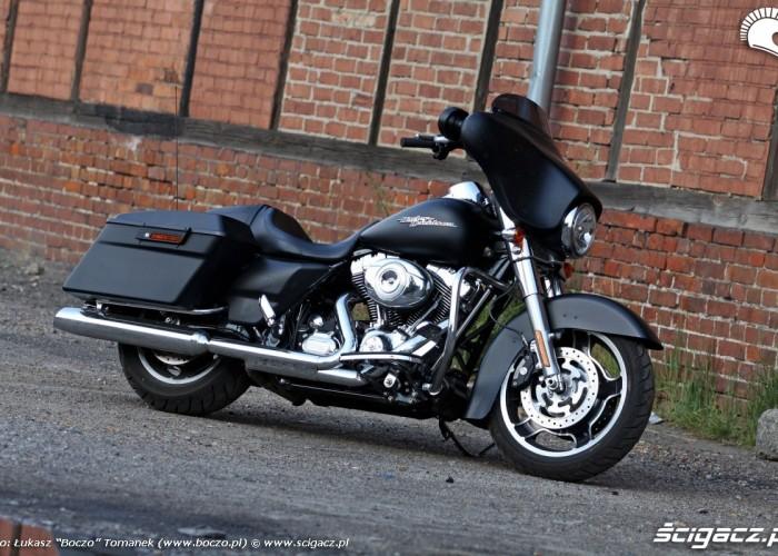 statyczne Harley