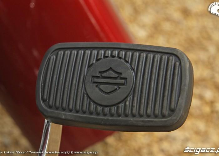 pedal hamulca