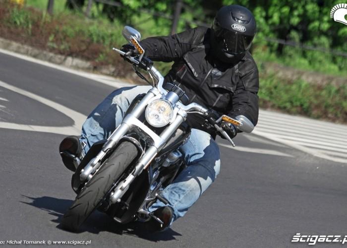 dynamika Muscle V Rod Harley Davidson