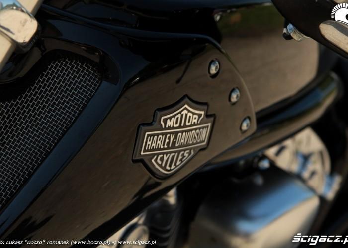 logo Harley Davidson V Rod Muscle