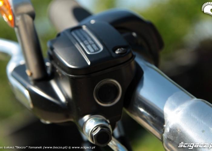 okienko zbiornik Harley Davidson V Rod Muscle
