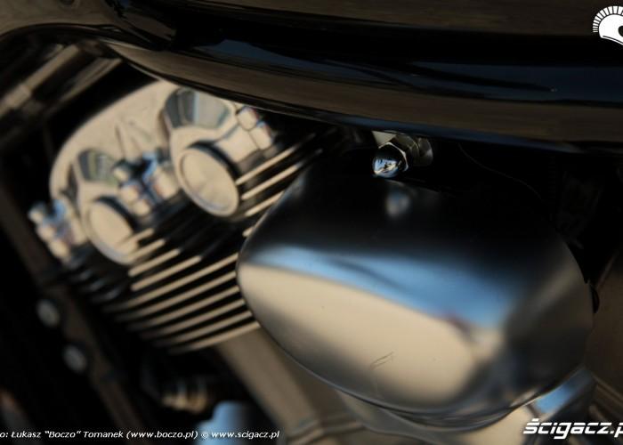 polerka Harley Davidson V Rod Muscle