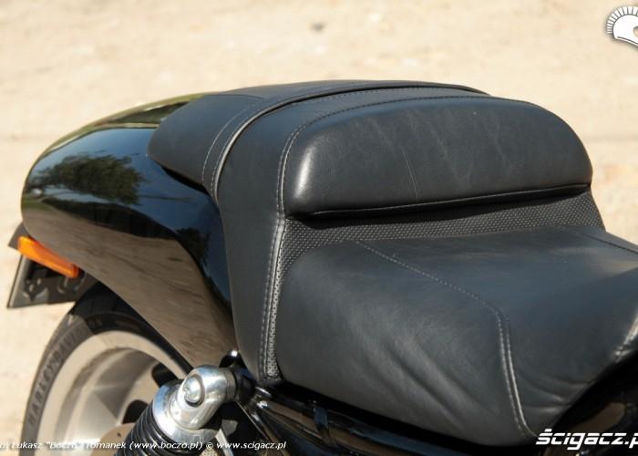 siedzenie Harley Davidson V Rod Muscle