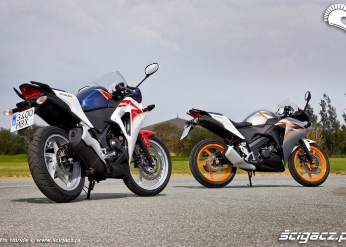 Honda CBR125 2011 malowania