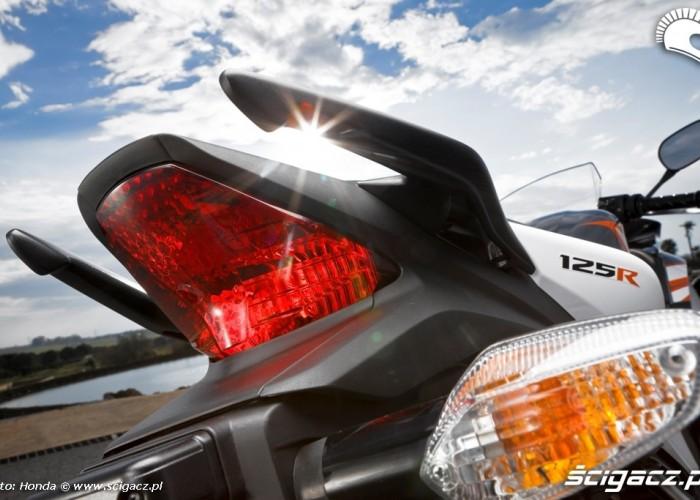 Tylna lampa Honda CBR125 2011