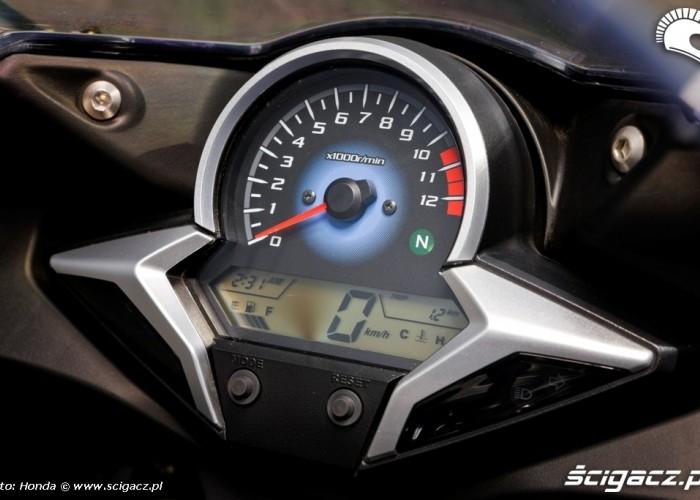 Honda CBR250R 2011 zegary