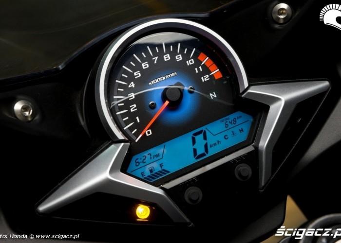 Instrumenty Honda CBR250R 2011