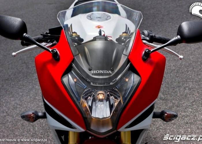 Honda CBR600F owiewka czolowa