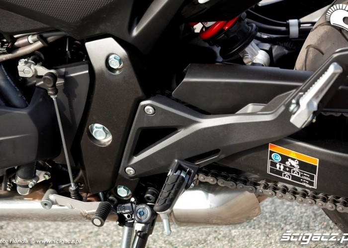 Sety Honda CBR600F