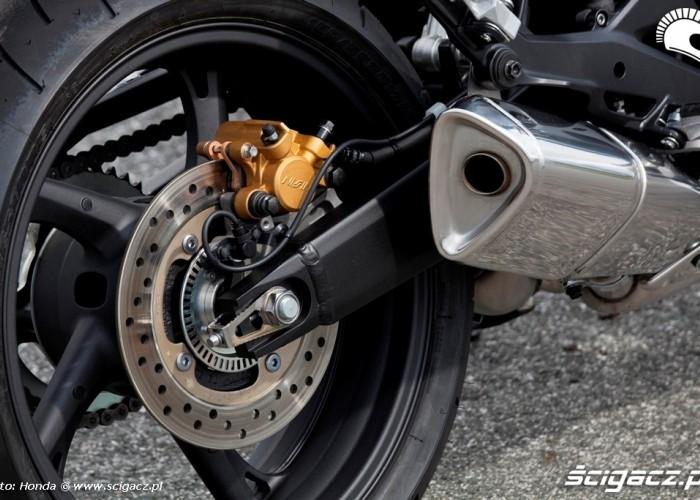 Tylny zacisk Honda CBR600F