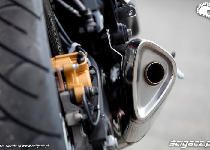 Uklad wydechowy Honda CBR600F
