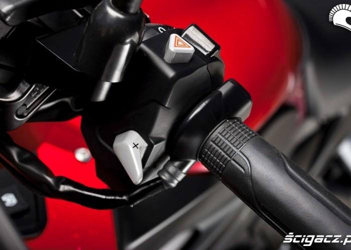 Honda CrossTourer 2012 sterowanie skrzynia