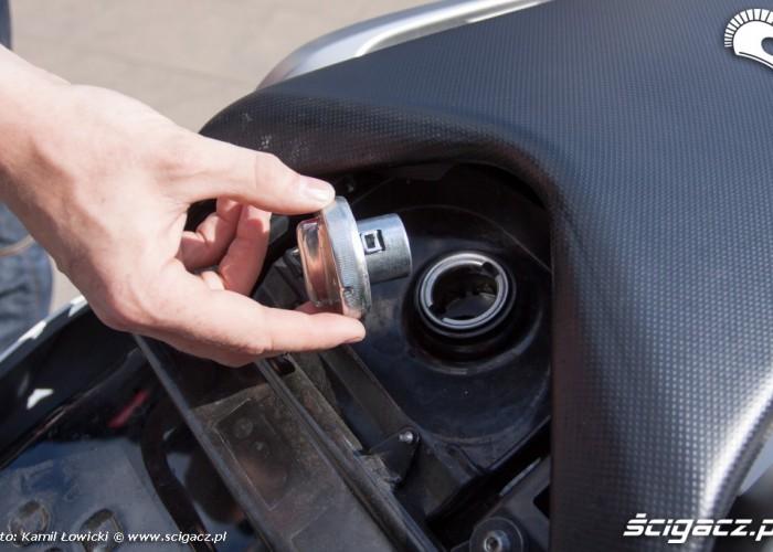 wlew paliwa honda integra scigacz pl