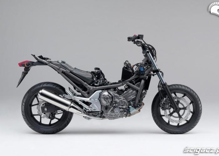 Gola Honda NC700X