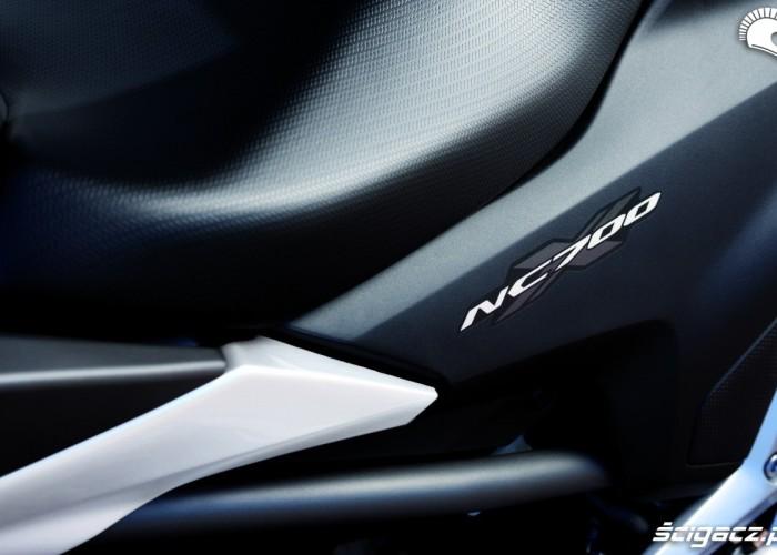 Logo Honda NC700X