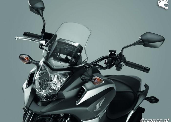 Owiewka przednia Honda NC700X
