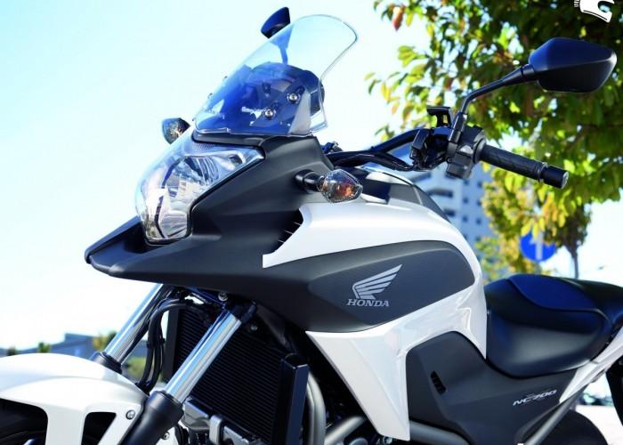 Owiewki Honda NC700X YM 2012