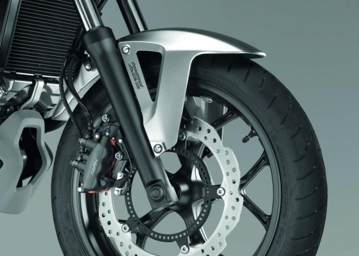 Przedni widelec Honda NC700X