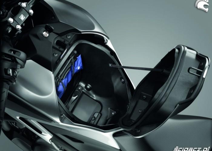Schowek Honda NC700X