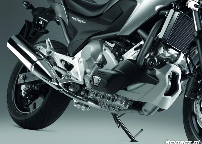 Silnik Honda NC700X