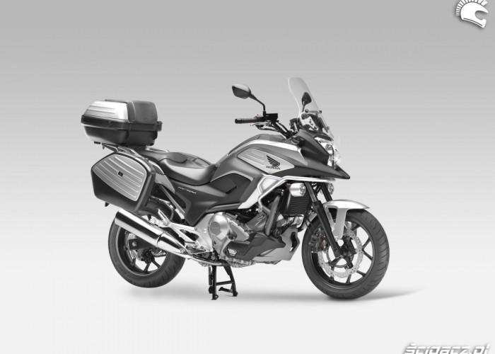 Stojak centralny Honda NC700X YM 2012