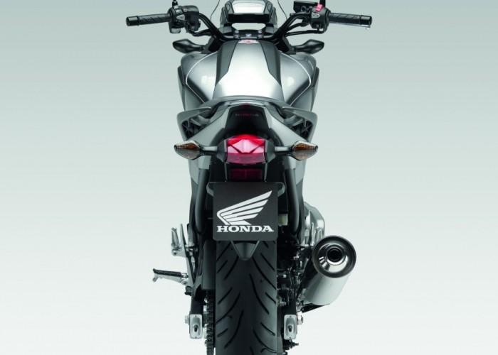 Tyl Honda NC700X YM 2012
