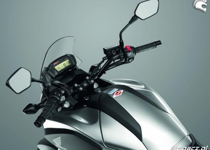 Za kierownica Honda NC700X