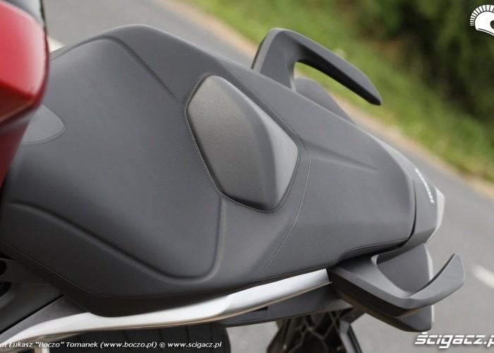 Honda siedzenie