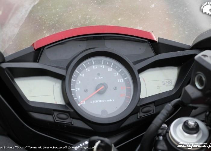 kokpit Honda