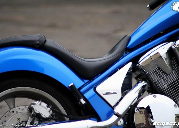 VT1300CX siedzenie