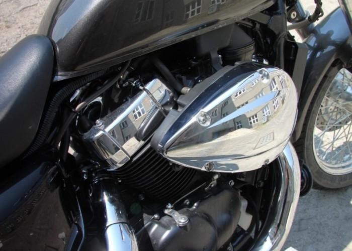 Honda VT750S jednostka napedowa