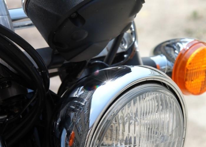 Honda VT750S lampa
