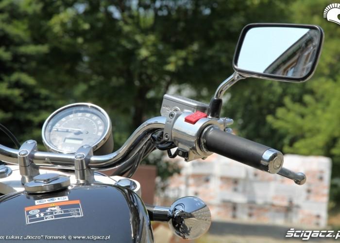 Honda VT750S lusterko